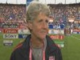 Pia Sundhage Knows USA Still Not At Best