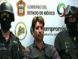 Mexican Police Arrest Suspect Blamed For Over 600 Murders
