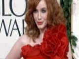 Christina Hendricks' Near-Death Scare