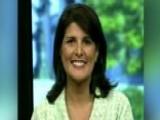 Gov. Nikki Haley Sends Washington A Budget Message