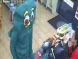 Gumby Bandit On The Run