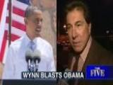 Steve Wynn Blasts Obama