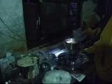玉山 08年11月11日排雲山莊的廚房