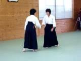 Aikido Youshinkan Dojo Mobara Hapyokai 2009 Vid2