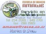 Amawe Escuela De Manejo En Puravideo.com