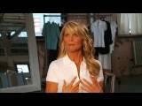 Christie Brinkley Stars In Her Third Milk Mustache Ad!