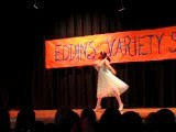 Danika Dancing To Oceano By Josh Groban -- Eddins Talent Show 2007