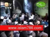Live Qtv Mehfil E Naat , Shab E Meraj, 11 08 07