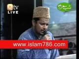 Live Qtv Mehfil E Naat , Shab E Meraj,11 08 07