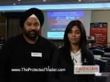 Minesh Bhindi Testimonial - Gurmit & Imi Talk About Minesh Bhindi
