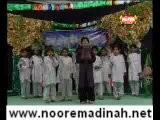 Naat Marhaba Ya Mustafa Child Farhan Ali Qadri NooreMadinah Network SR143