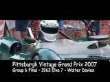 Pittsburgh Vintage Grand Prix 2007 - Group 6 Final From My Elva Mk. 7