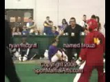 Ryan McGriff V Hamed Firouzi - 2006 New England Open