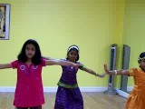 Sindhu B &#39 Natyam Rehearsal