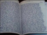A Tribute To Jesus - My Hand Copied Holy Bible