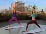 ELLE Fitness: Workout Yoga With Brooklyn Decker