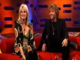 The Graham Norton Show: Jon Bon Jovi And Joanna Lumley