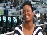 Attack Of The Show - Archer's Aisha Tyler At Comic-Con 2011