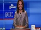 Bachmann To Be Submissive ?