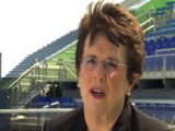 Billie Jean King On Agassi Induction