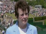 Billie Jean King On Wimbledon