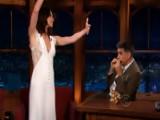 Craig Ferguson - Evangeline Lilly, Prima Ballerina - Season 8 - Episode 1388