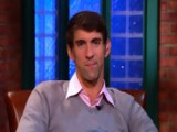 Michael Phelps Talks Retirement