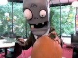 Plants Vs. Zombies - Halloween Video