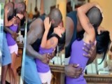 Shaq's Goes Public With Girlfriend Hoopz