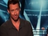 Sugar Ray Leonard Trains Hugh Jackman For Real Steel