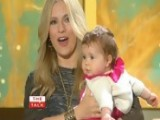 The Talk - Emily Procter Debuts Baby Pippa - Season 2 - Episode 21