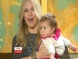 The Talk - Emily Procter Debuts Baby Pippa - Season 2 - Episode 21