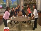 The Talk - Tyra Banks On 'Modelland' & Booty Tooching - Season 2 - Episode 37