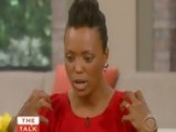 The Talk - Aisha Tyler On Man-Parenting - Season 1 - Episode 183