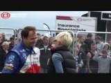 Ex Stig Ben Collins Interviewed & Driving At Trax 2011